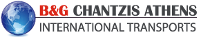 B&G Chantzis Athens ltd Logo